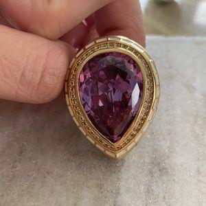 Lauren G Adams Lavender Ring